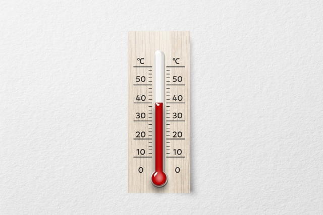 最近の気温と昨年同時期の気温